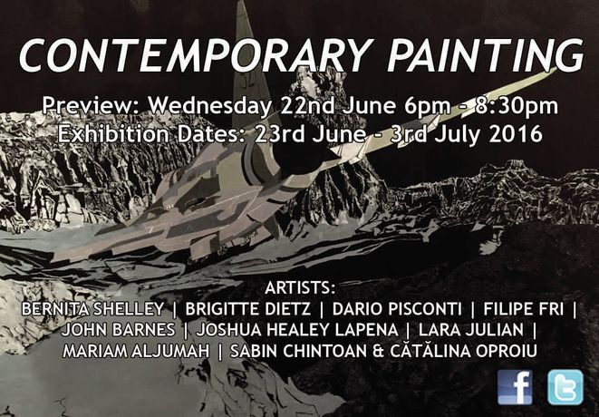 CONTEMPORARY PAINTING EXHIBITION: Image 0