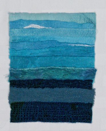 Textures of the Sea by Paula Simpson