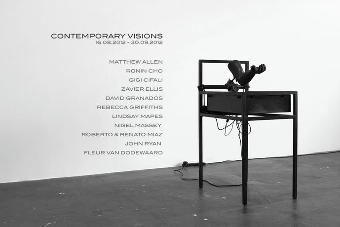 Contemporary Visions: 3rd Annual Group Exhibition: Image 0