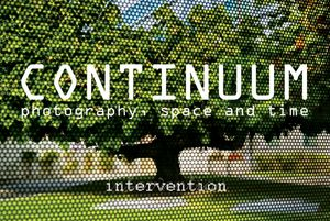 Continuum: photography, space and time