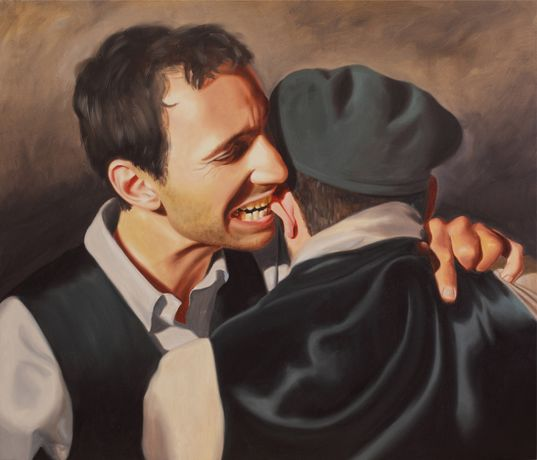 Cavalleria Rusticana - 2011 - Oil on canvas - 60x70 cm.