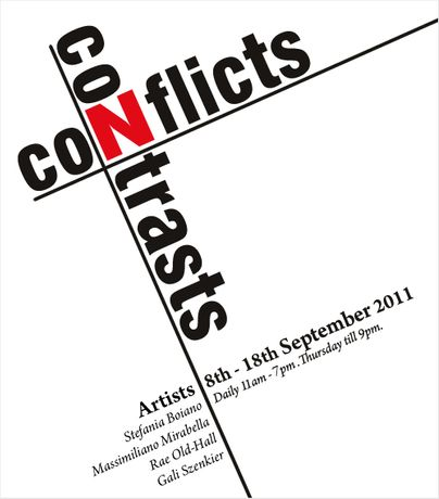 Contrasts & Conflicts: Image 0