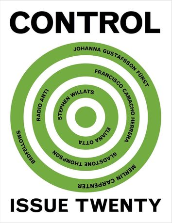 Control Issue Twenty, February 2017