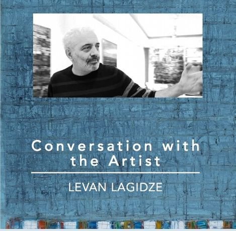 Conversation with the Artist: Levan Lagidze: Image 0