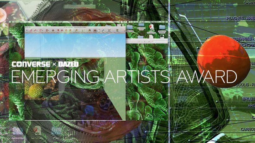 Converse x Dazed Emerging Artists Award: Image 0