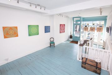 Artizan Gallery Main Space
