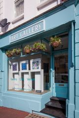 Artizan Gallery Shop Front