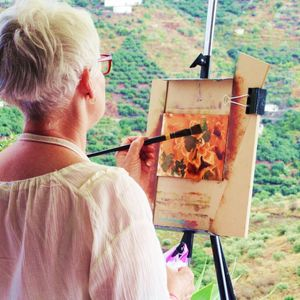Costa del Sol Painting Vacation