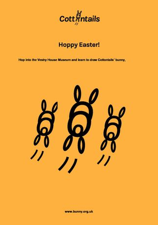 Cottontails' Easter Bunny Trail: Image 1