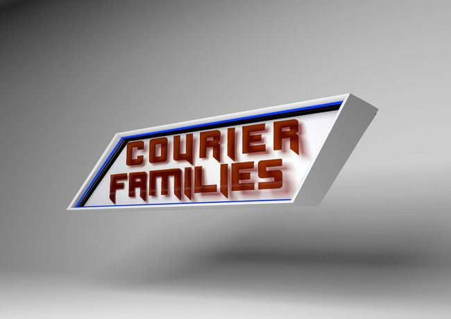 Courier Families - Jaf Yusuf and Magnus Ayers