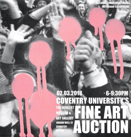 Coventry University Fine Art Auction: Image 0