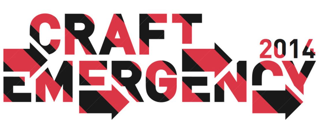 CRAFT EMERGENCY 2014: Group Exhibition: Image 0