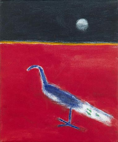 Craigie Aitchison: Paintings: Image 0