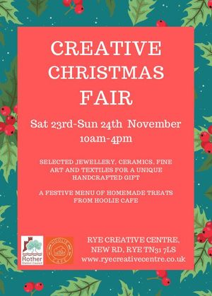 Creative Christmas Fair
