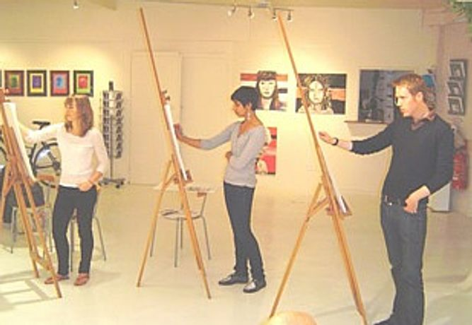 CREATIVE DRAWING WORKSHOPS at Red Gate Gallery, CAMBERWELL/BRIXTON: Image 0