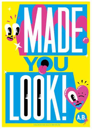 Creative Visions 07: Made You Look Special Film Screening