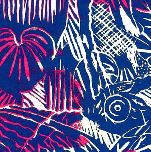 Creativity with Lino Printing