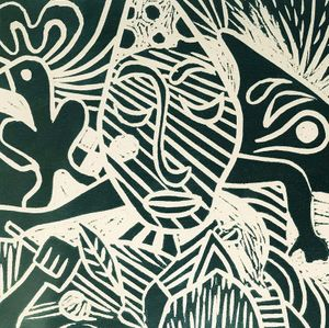 Creativity with Linocut Printing