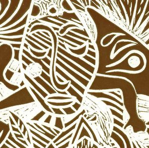 Creativity with Linocut Workshop at VO Curations