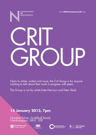 Crit Group: Image 0