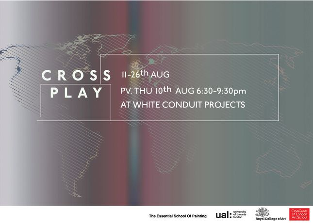 group show Cross Play