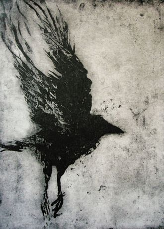 CROW : Prints by Judy Logan: Image 0
