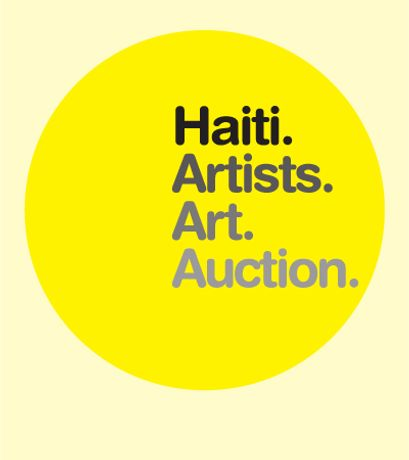 CUBE:  Haiti. Artists. Art. Auction.: Image 0