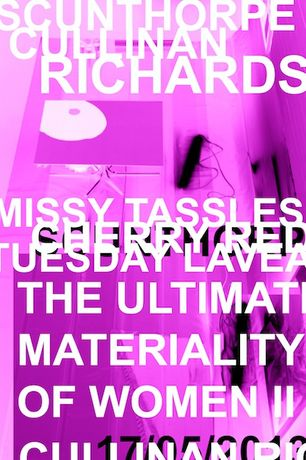 Cullinan Richards - The Ultimate Materiality of Women Part II: Image 0