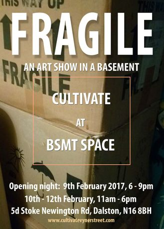 CULTIVATE presents FRAGILE: Image 2