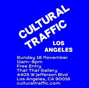 Cultural Traffic Arts Fair