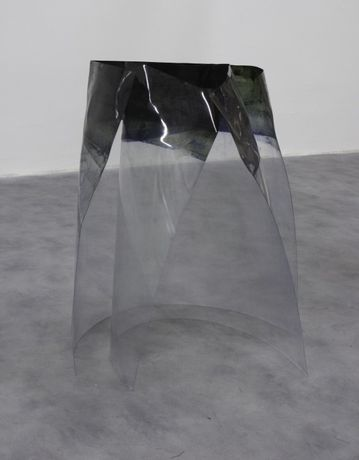 Paul Lahana, Transparents (noirs), variable size, 2015.  Courtesy the artist