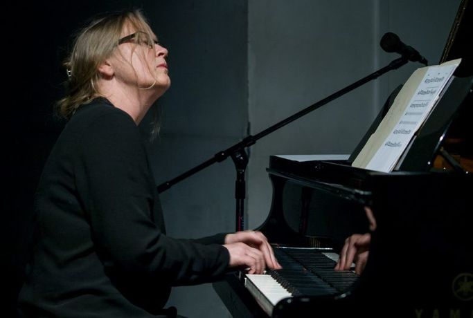 Curated by Meredith Monk: Robin Holcomb: Quartet: Image 0
