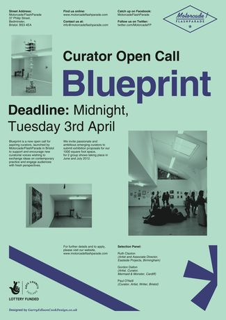 Curating Call Out: Blueprint: Image 0