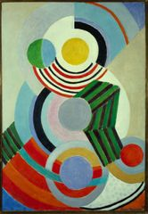 Sonia Delaunay Rhythm 1945, Grey Art Gallery, New York © Pracusa 2014083