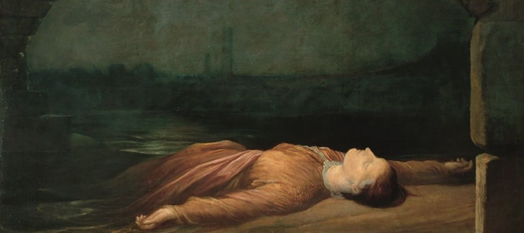 Found Drowned, G.F. Watts, Watts Gallery