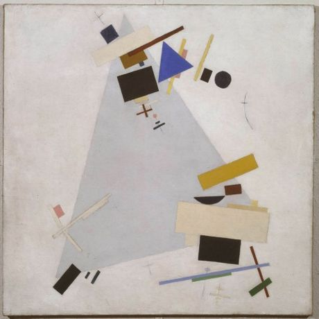 Curator's tour and private view: Malevich: Image 0