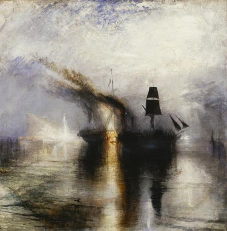 Curator's tour: The EY Exhibition: Late Turner — Painting Set Free: Image 0