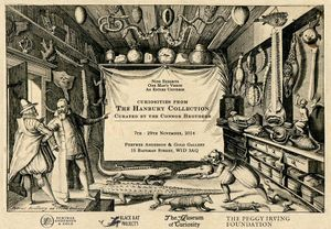 Curiosities from the Hanbury Collection