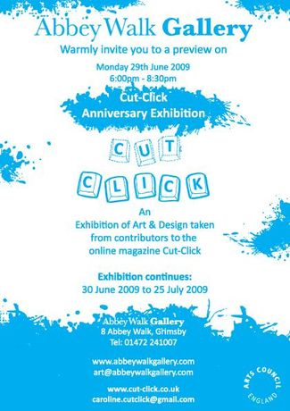 Cut-Click, Anniversary Exhibition: Image 0