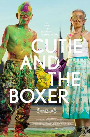 Cutie and the Boxer: Image 0