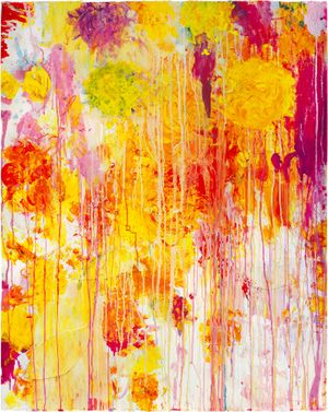 Cy Twombly. In Beauty it is Finished: Drawings 1951–2008