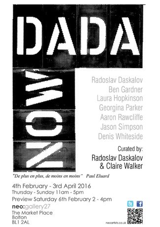 Dada Now: Image 0