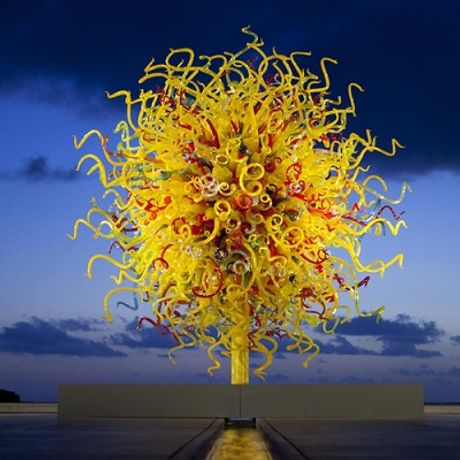 Dale Chihuly, The Sun: Image 0