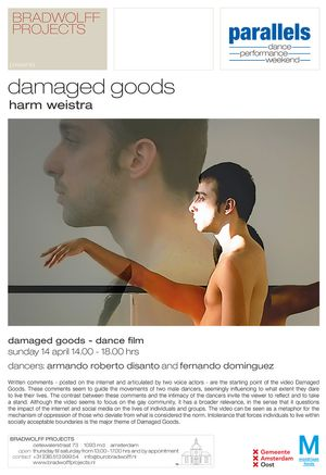 Damaged Goods: Harm Weistra