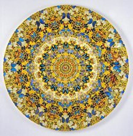 Damien Hirst- Superstition: Image 0