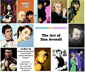 Dan Avenell : pictures for pleasure