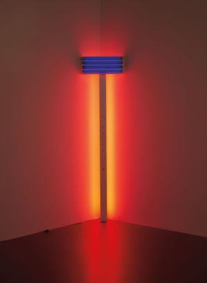Dan Flavin: For Prudence