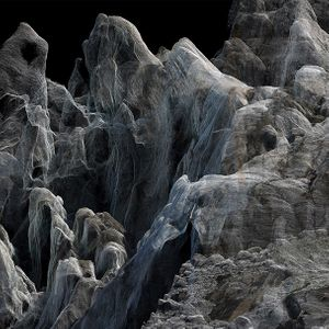 Dan Holdsworth: Continuous Topography