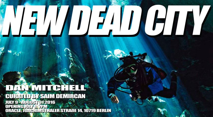 Dan Mitchell. New Dead City: Image 0