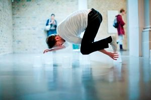 Dance and Art Forum | How to make dance work in a gallery?